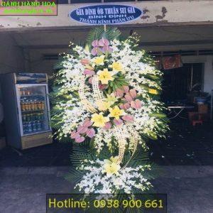 hoa viếng đám ma
