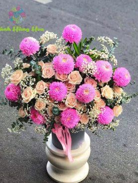 Bó Hoa Roselily Ngọt Ngào