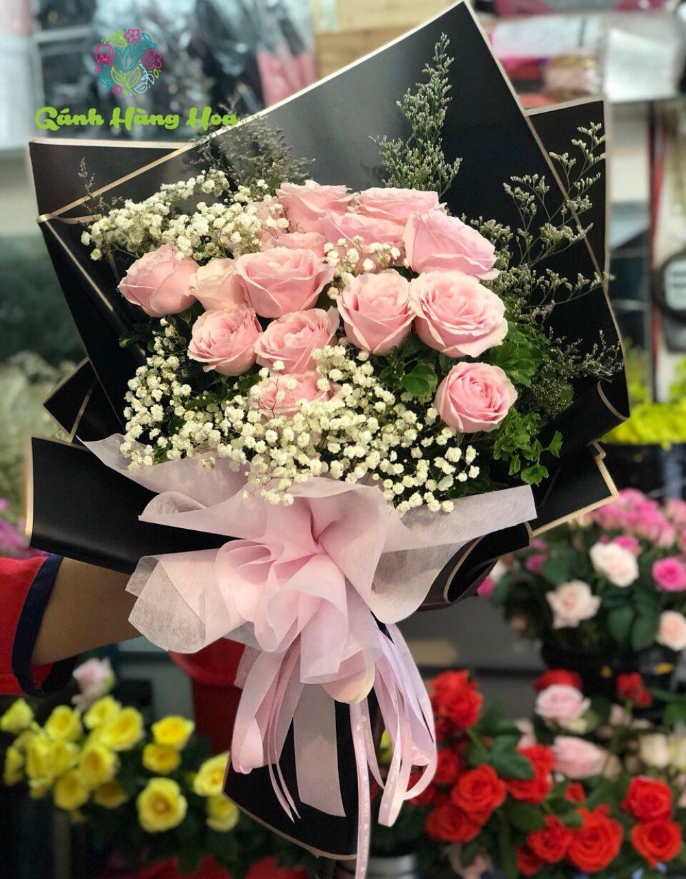 Mẫu Hoa Tặng 14/3 – Những mẫu hoa đẹp dành tặng người yêu.