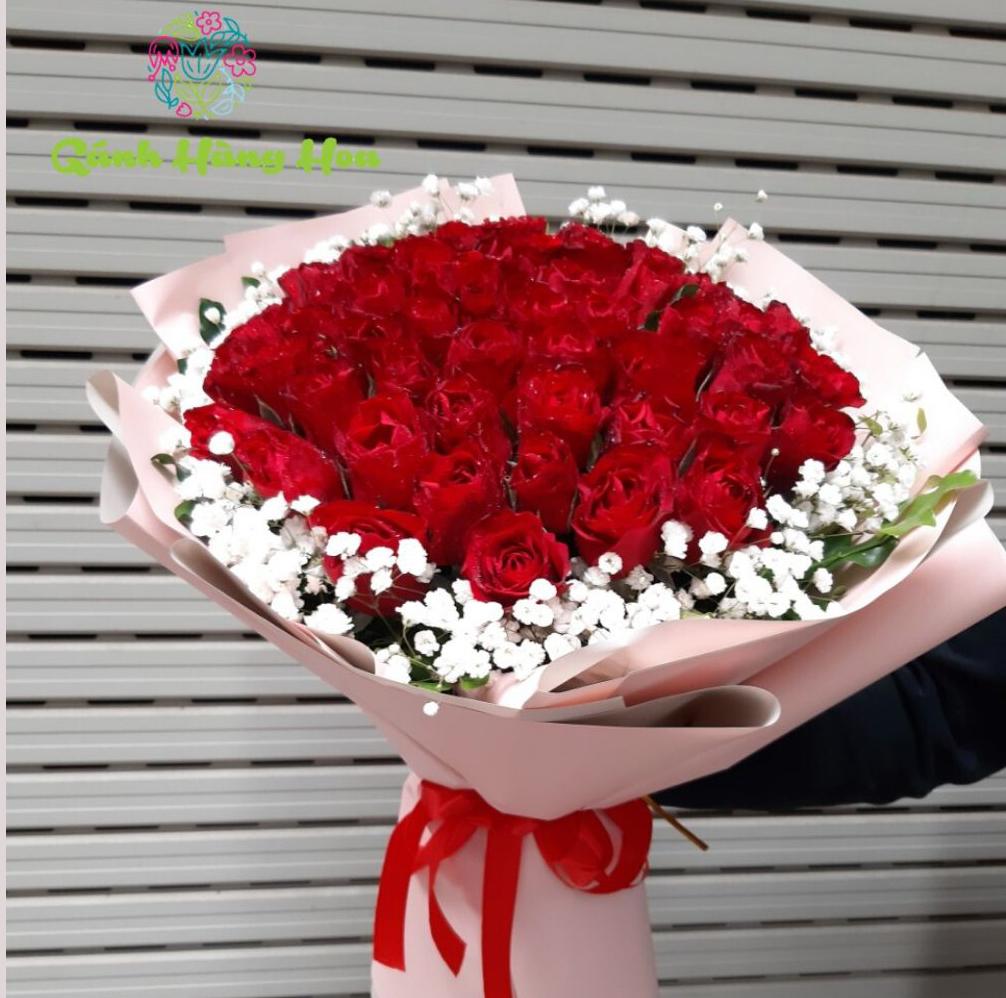 [GIẢI MÃ] Ý nghĩa hoa hồng ĐỎ cực hay trong tình yêu