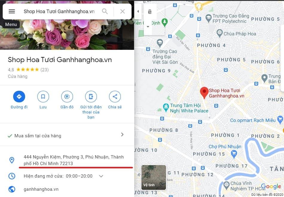 444 Nguyễn Kiệm, Phường 3, Phú Nhuận, Thành phố Hồ Chí Minh