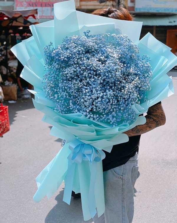 ý nghĩa hoa bi xanh