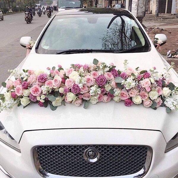 Mẫu xe cưới đẹp 2021